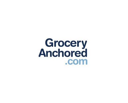 Grocery Anchored Logo